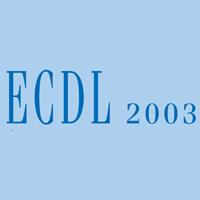 ecdl2003